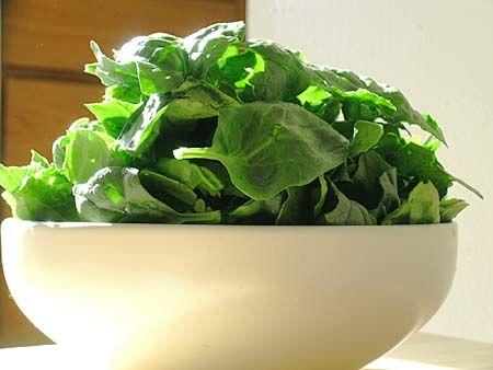 Ricetta spinaci al forno