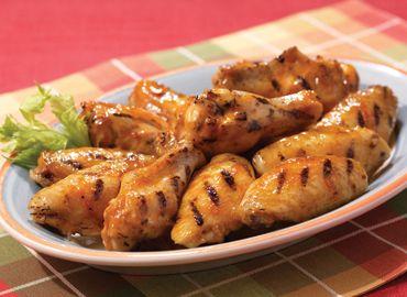 Ricetta ali di pollo speziate alla brace
