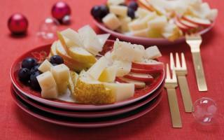 Ricetta formaggi stagionati e frutta fresca
