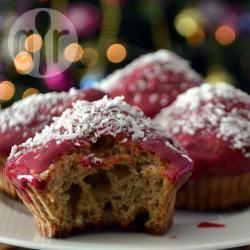 Cupcakes di natale senza zucchero
