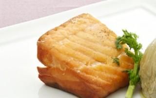 Ricetta salmone con cartoccio di finocchio