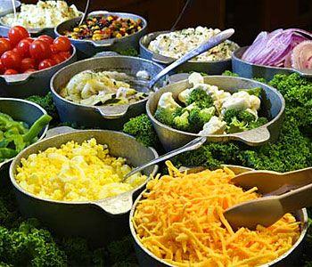 Ricetta insalata multicolore