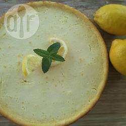 Cheesecake al limone con la ricotta