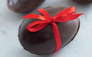 Ricetta uova di pasqua di cioccolato