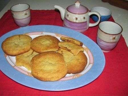 Ricetta dolci senza glutine, i biscotti ripieni