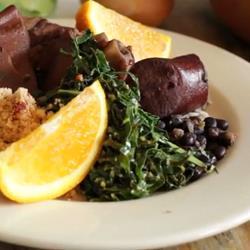 Feijoada (stufato brasiliano di fagioli e carne)
