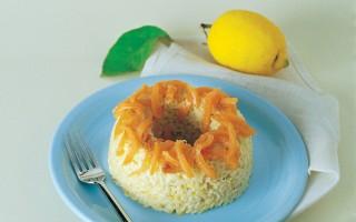 Ricetta risotto al salmone e limone