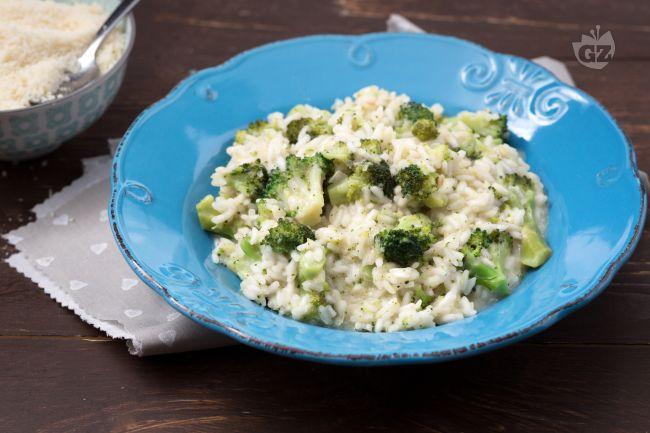 Ricetta risotto coi broccoli