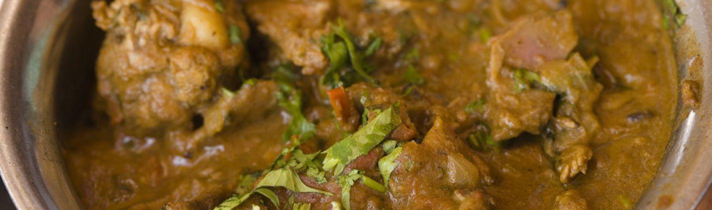 Ricetta curry di pollo di zanzibar