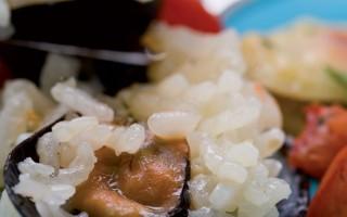 Ricetta tiella di riso e cozze