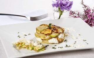 Ricetta tortino di zucchine, ricotta e patate