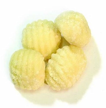 Ricetta gnocchi di semolino con groviera
