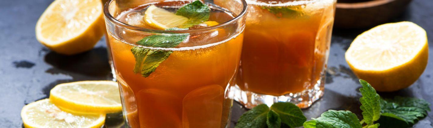 Ricetta tè freddo alla vodka