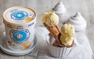 Ricetta cannoli con gelato alla crema e cedro