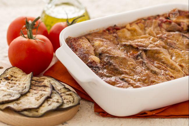 Ricetta parmigiana di melanzane grigliate