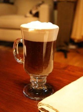 Ricetta caffè con il liquore