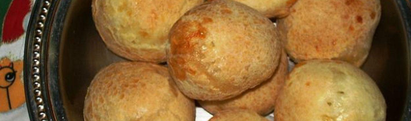 Ricetta pão de queijo