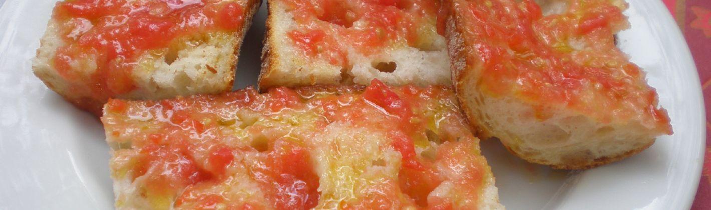 Ricetta pane con il pomodoro