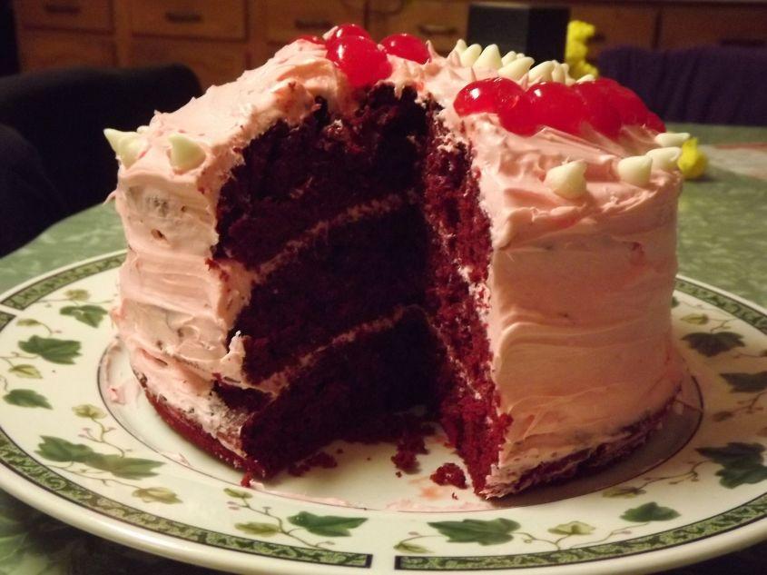 Ricetta torta red velvet