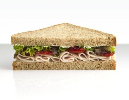 Ricetta sandwich con fesa di tacchino