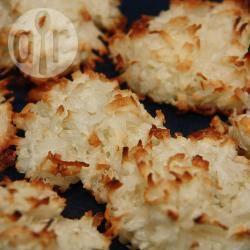 Biscottini al cocco francesi