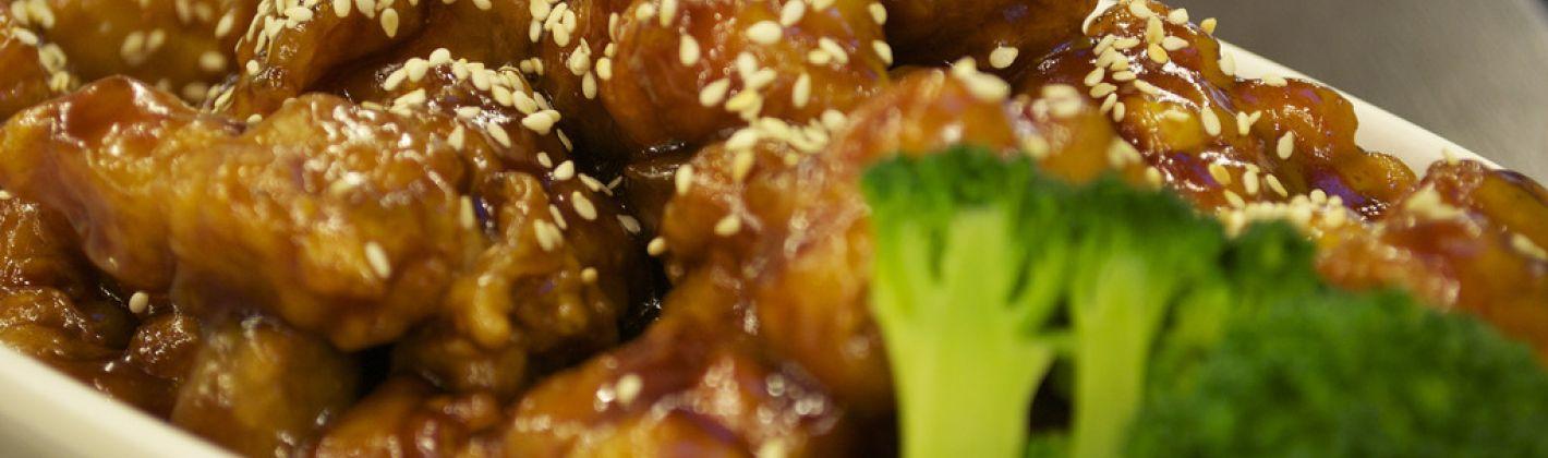 Ricetta pollo al sesamo