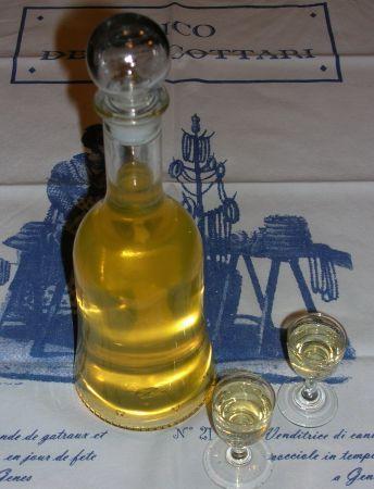Ricetta liquore zenzerello