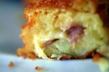 Ricetta crocchette di patate e prosciutto