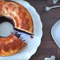 Torta impossibile (flan al cioccolato messicano)