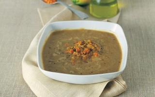 Ricetta minestra di lenticchie rosse
