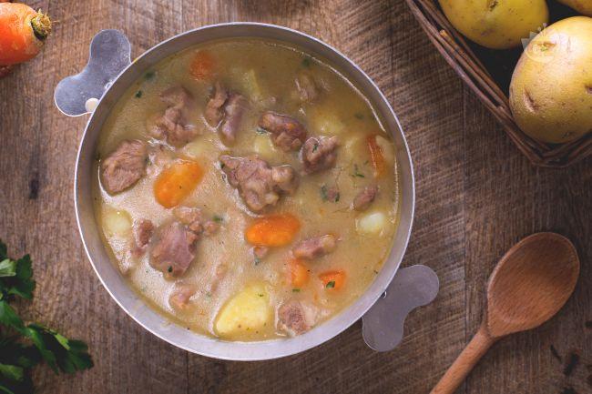 Ricetta irish stew