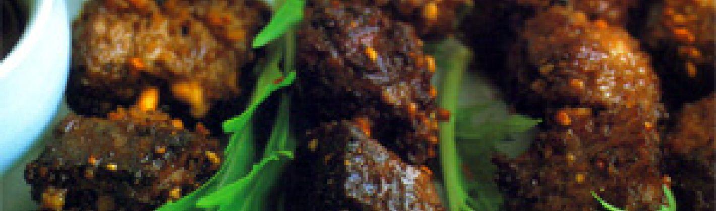 Ricetta spiedini di carne all'orientale (satay)