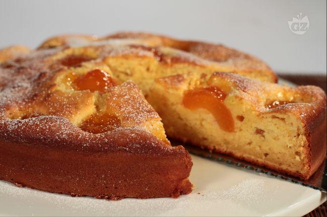 Ricetta cake alle albicocche