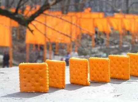 Ricetta bocconcini di crackers e formaggio
