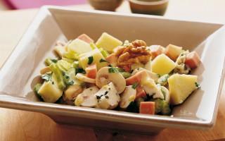 Ricetta insalata di sedano al roquefort