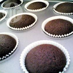 Torta al cioccolato senza lattosio e senza uova