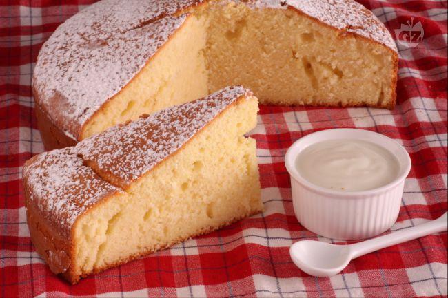 Ricetta torta soffice allo yogurt
