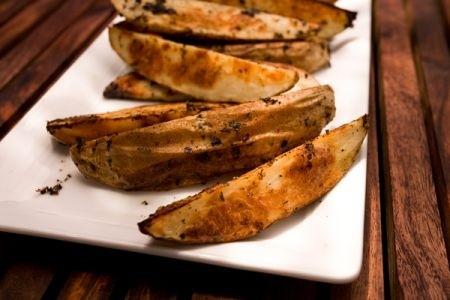 Ricetta patate al forno con limone e origano