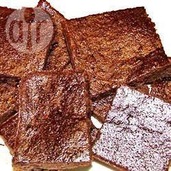 Brownies senza lattosio