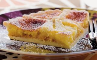 Ricetta crostata al limone