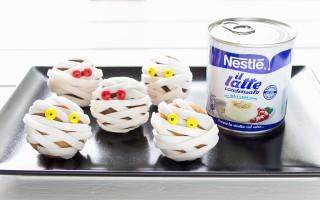 Ricetta cupcake di halloween ai mirtilli