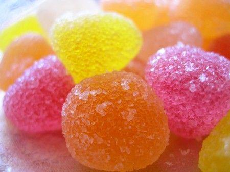 Ricetta palline di gelatine