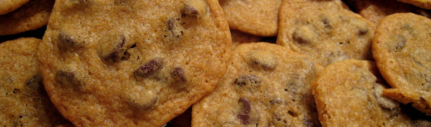 Ricetta cookies senza zucchero