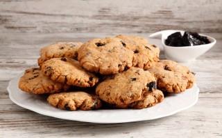 Ricetta cookies alle prugne d'agen