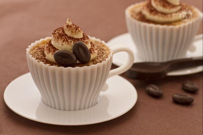 Ricetta cupcake al caffè