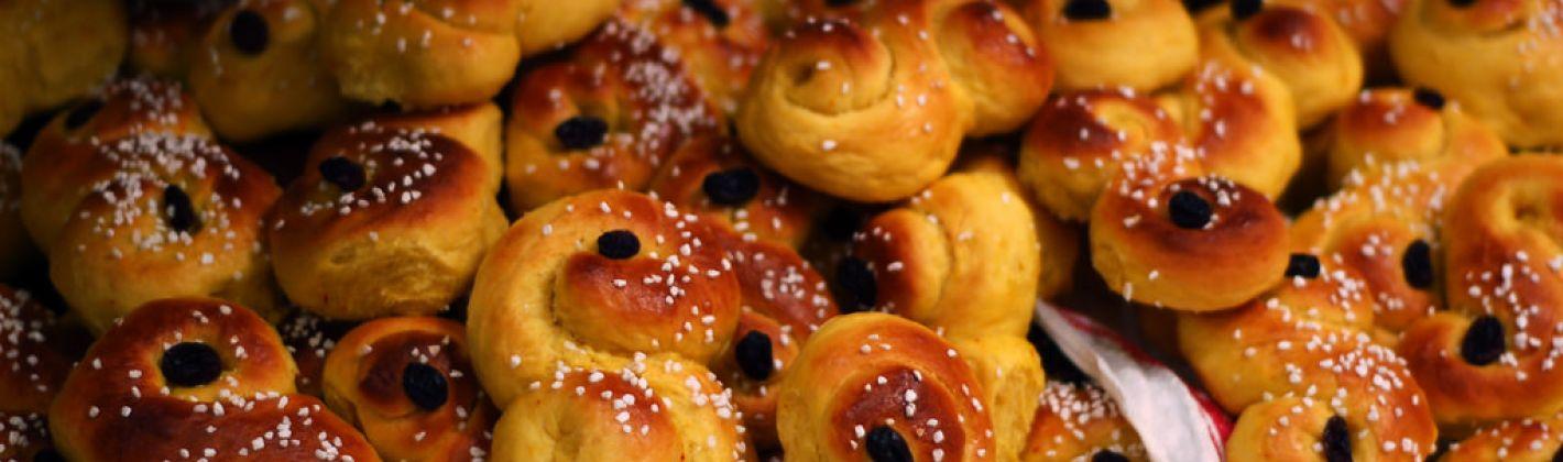 Ricetta dolci di santa lucia