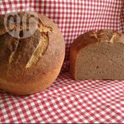 Pane con lievito madre e farina di segale