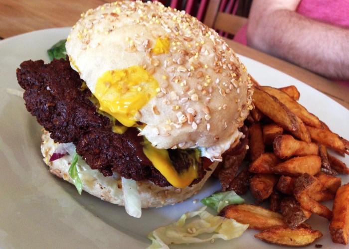 Ricetta burger di seitan