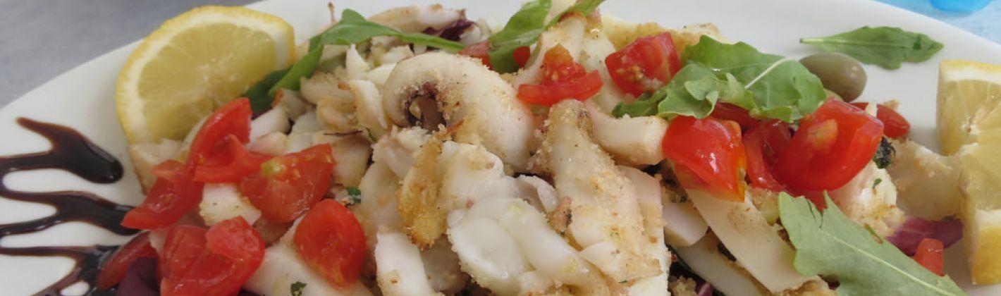 Ricetta seppie in insalata