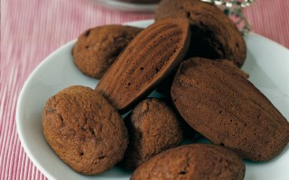 Ricetta madeleine al cioccolato